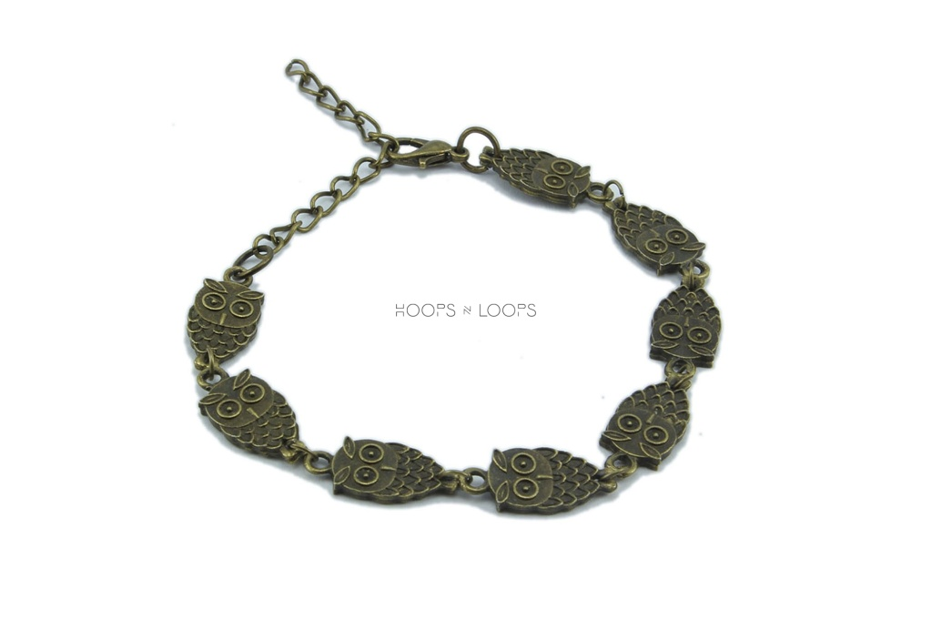 bb1000005-owl-charm-bracelet